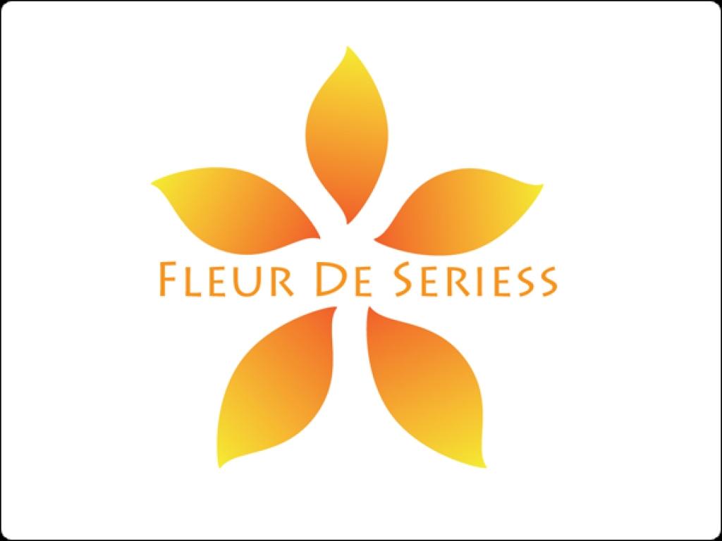 Fleur De Seriess - логотип