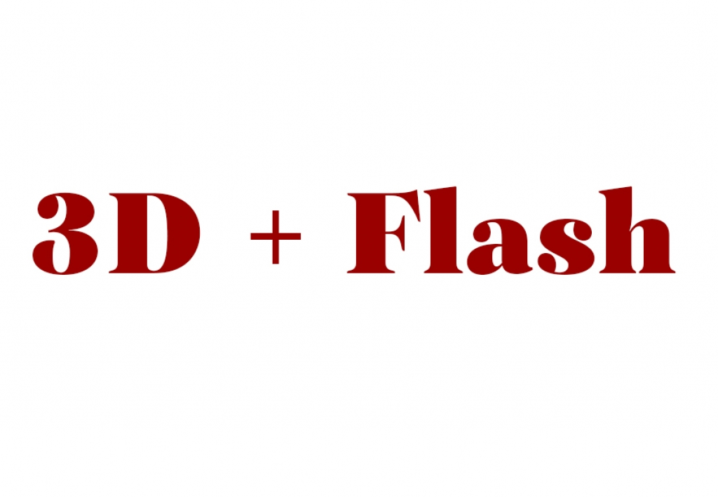 3D FLASH это реально!