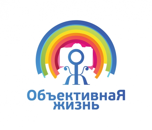 Объективная жизнь - Логотип