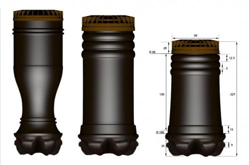 Designing 3D shape of beer bottles