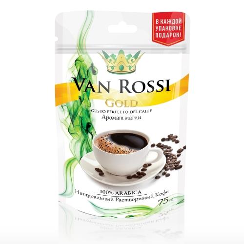 Дизайн упаковки кофе GOLD