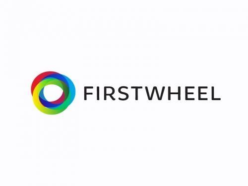 Created a logo for company FirstWheel (London)