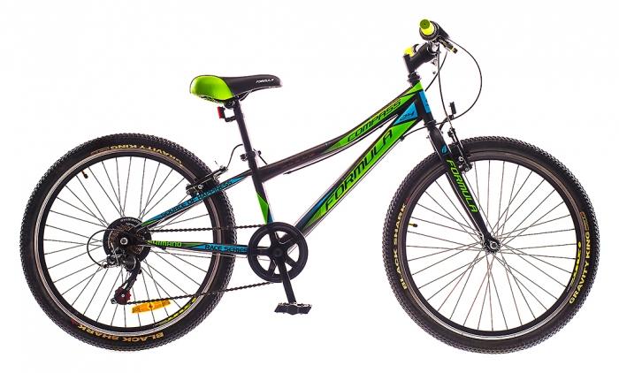 24 COMPASS черно-зеленый