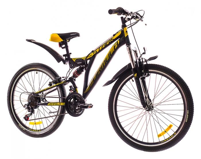 24 STARK черно-желтый 2016