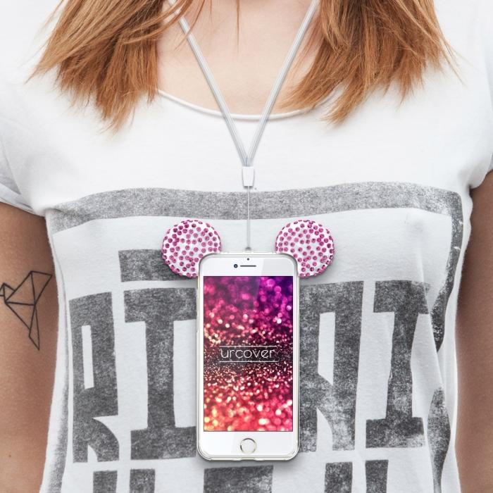 iPhone 7 Mouse TPU