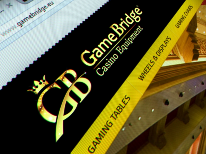 Gif banner for company GameBridge