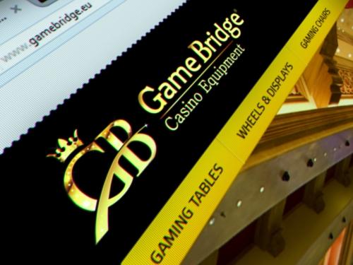 Gif баннер для компании GameBridge
