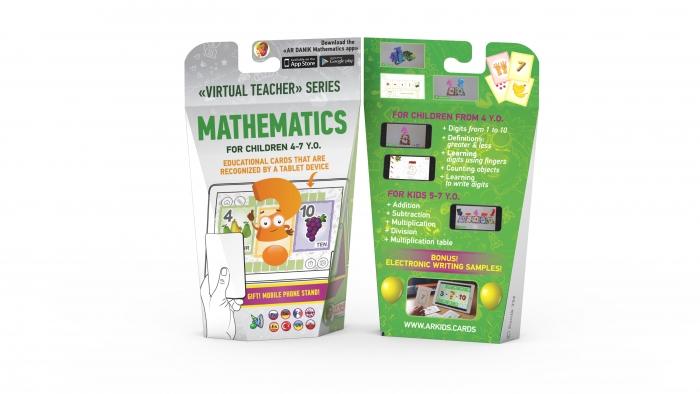 Packing design - Mathematics TM Danik