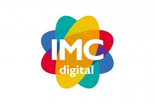 Development of a logo for a digital company - IMC