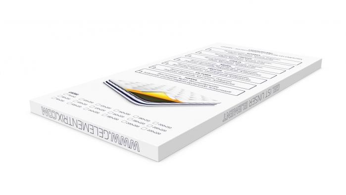 Gelementrix branded product design - Coverix Box