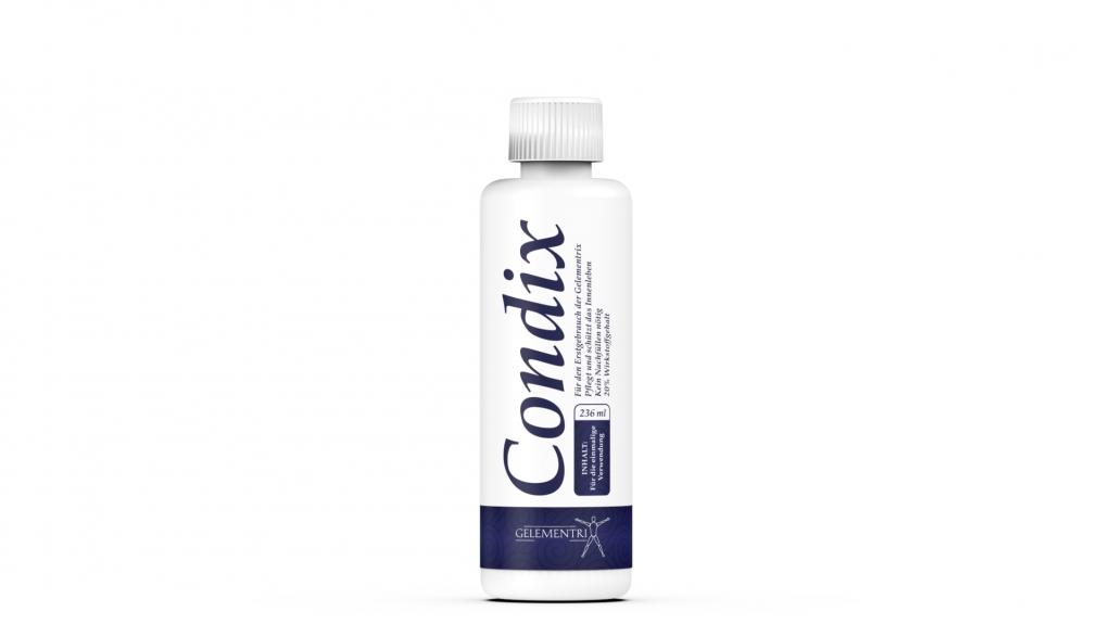 Брендирование продукции Gelementrix - Condix
