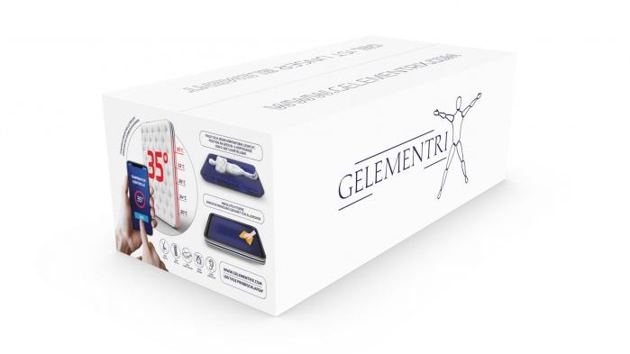 Брендирование продукции Gelementrix - основная