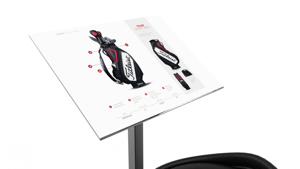stand for golf bags