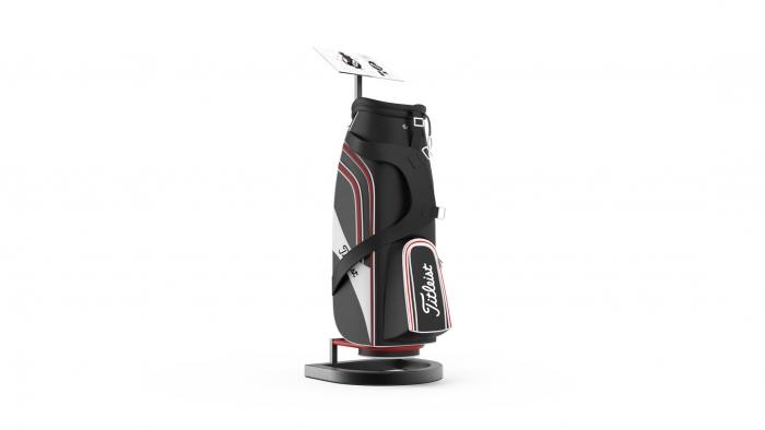 стенд для гольф-сумок