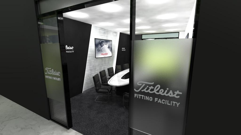 Meeting Room Design Option