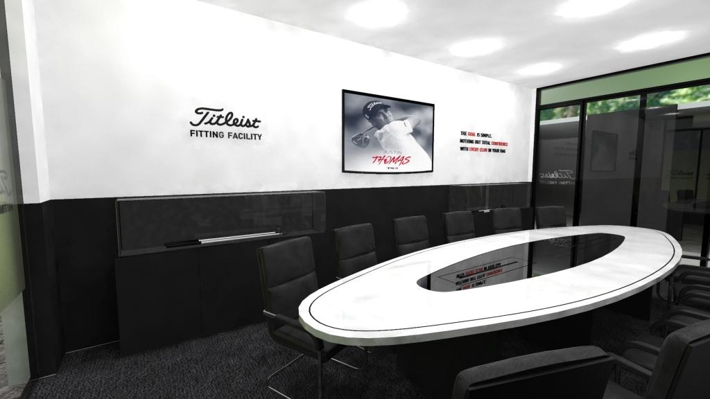 Meeting Room Design Option 1
