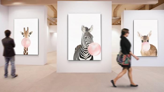 Pop-Art posters