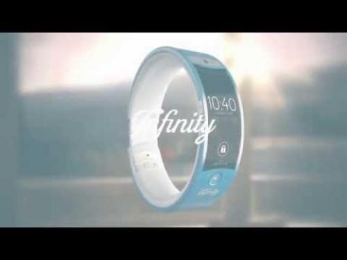 Presentation Touch bracelet