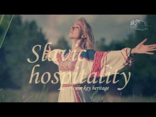 Презентация для туристической фирмы - Welcome to Ukraine