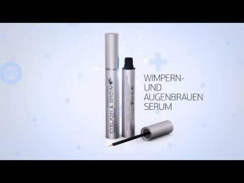 Создание рекламного промо-ролика для продукта WimpernSerum