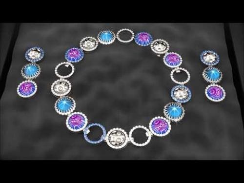 BUUNT Mokume-Gane jewellery