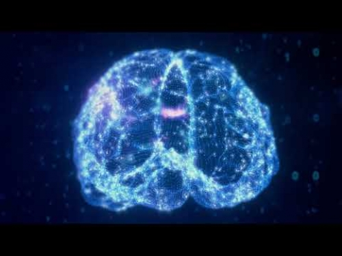 High quality 3D Animation for the movie. Nanobot technology in a brain cell