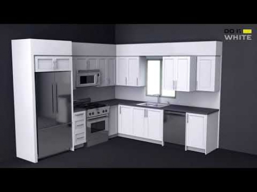3d Animation - Do it White